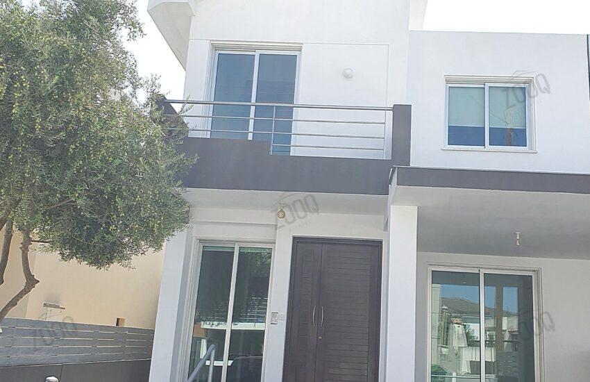 4 bed house rent makedonitissa 21