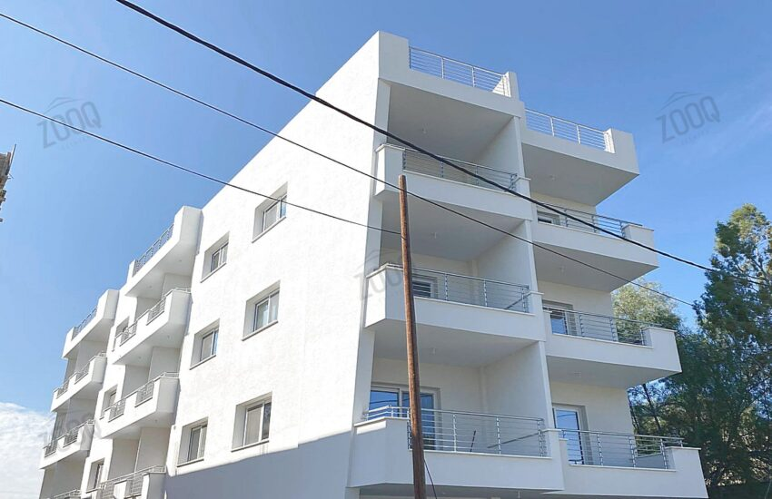 2 bed apartment sale agios dometios 1