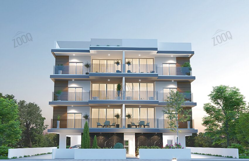 1 bed apartment sale strovolos 10