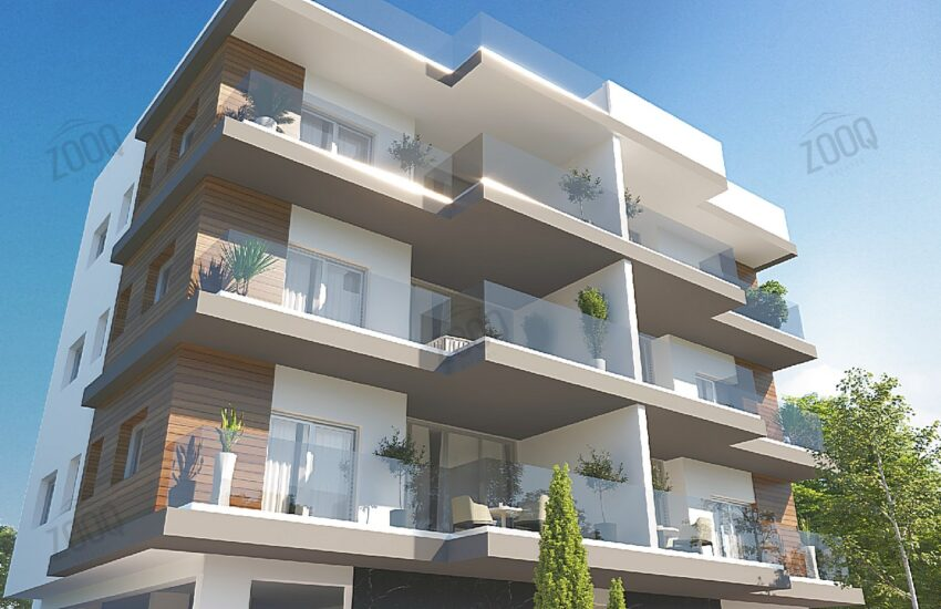 1 bed apartment sale strovolos 9