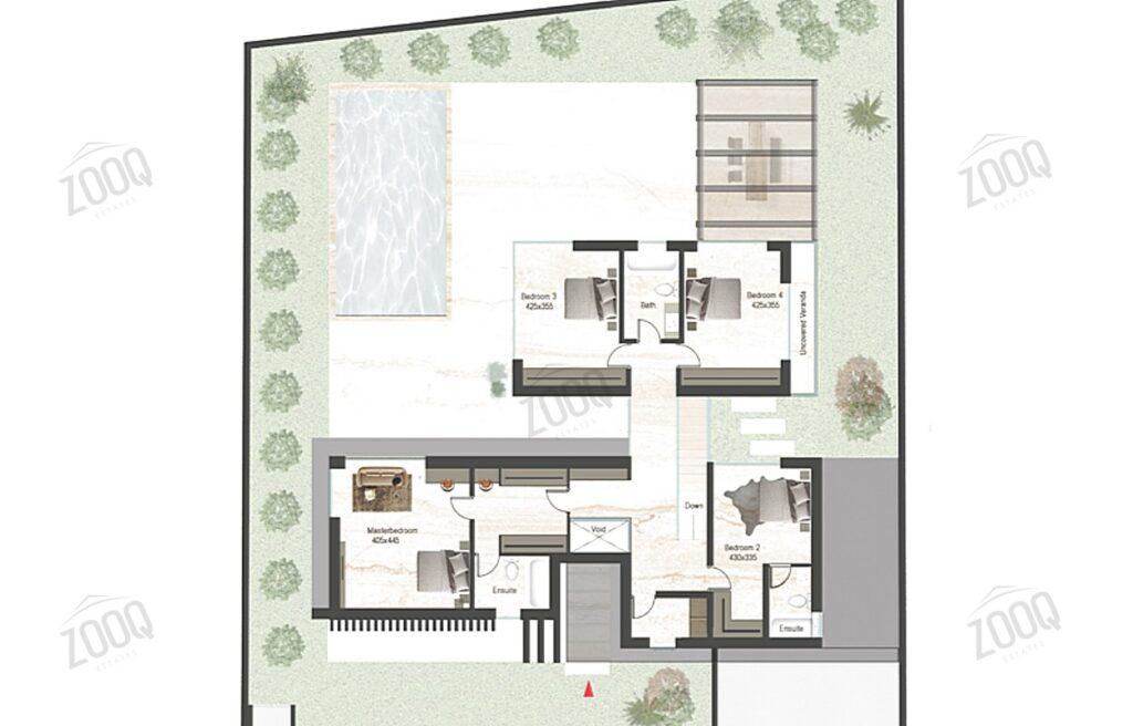 4 bed house sale kallithea 2