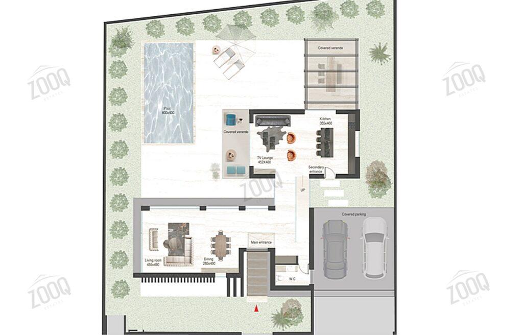 4 bed house sale kallithea 8