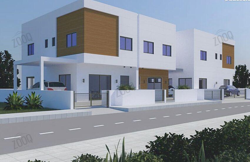 Bioclimatic metal house for sale nisou 1