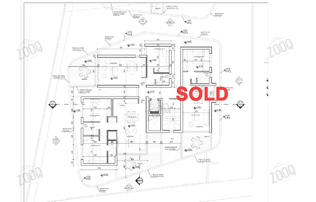 1 bed luxury apartment sale latsia 2