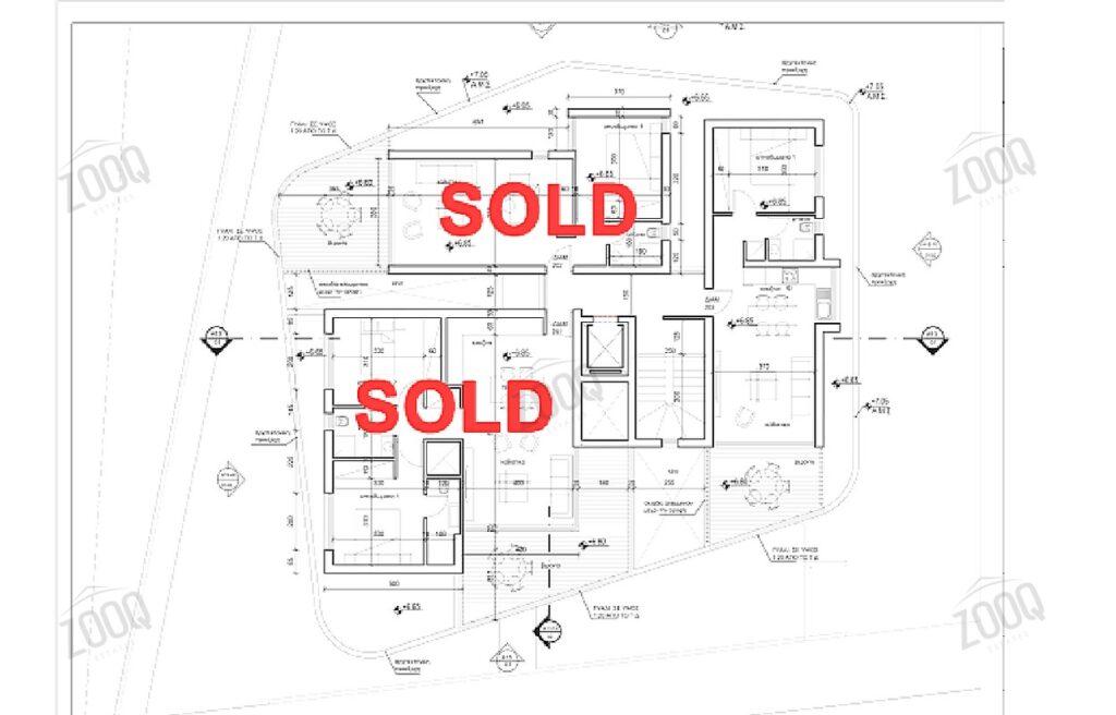 1 bed luxury apartment sale latsia 5