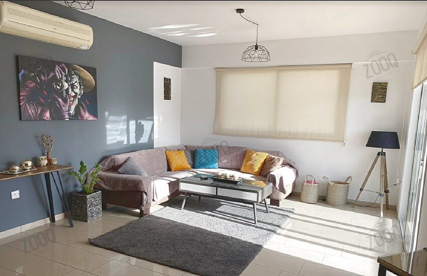 1 bed penthouse rent strovolos 4