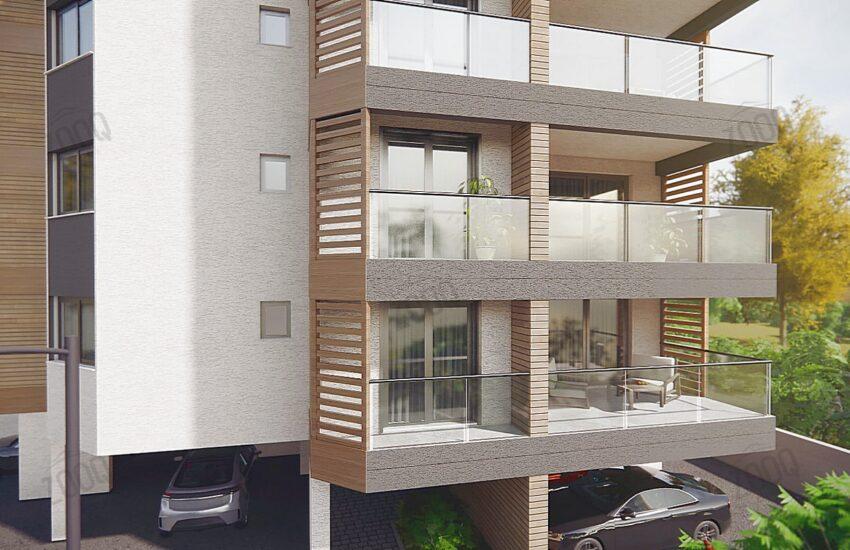 2 bed modern apartment sale agios dometios 1