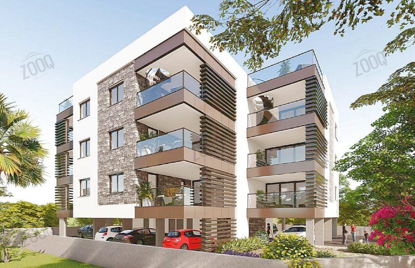 2 bed modern apartment sale agios dometios 5
