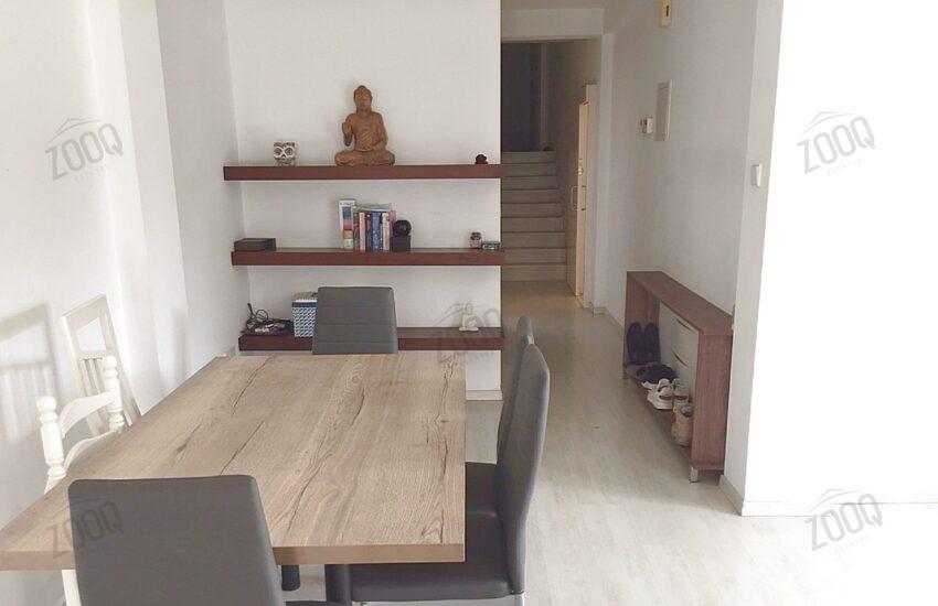 3 bed ground floor apartment rent kaimakli 7