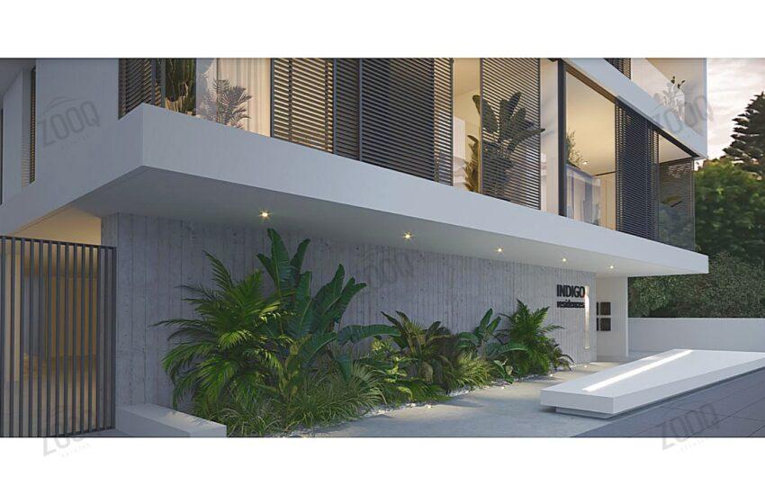 2 bed modern apartment sale egkomi 1