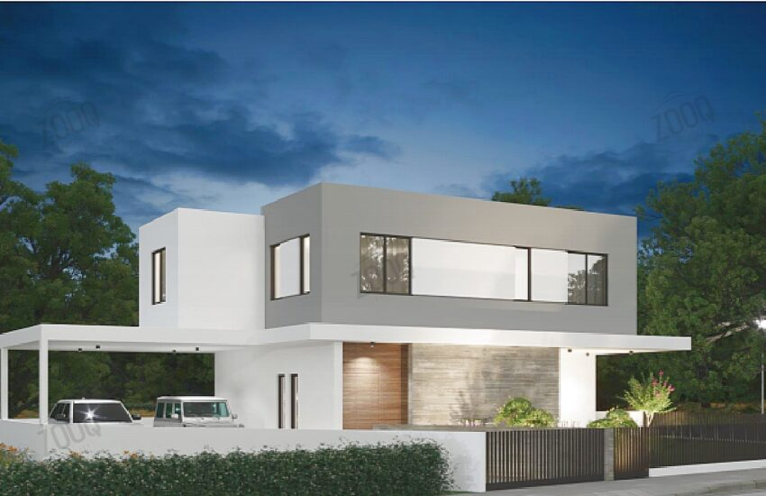 4 bed modern house sale latsia 1