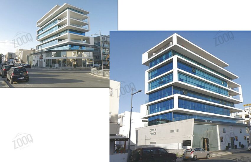 Office to rent egkomi 10