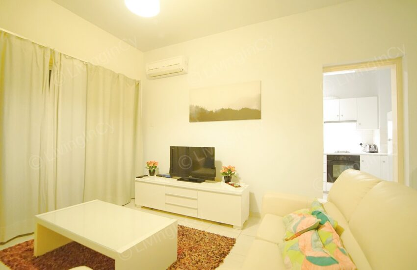 1 bed for rent flat in nicosia city center 5