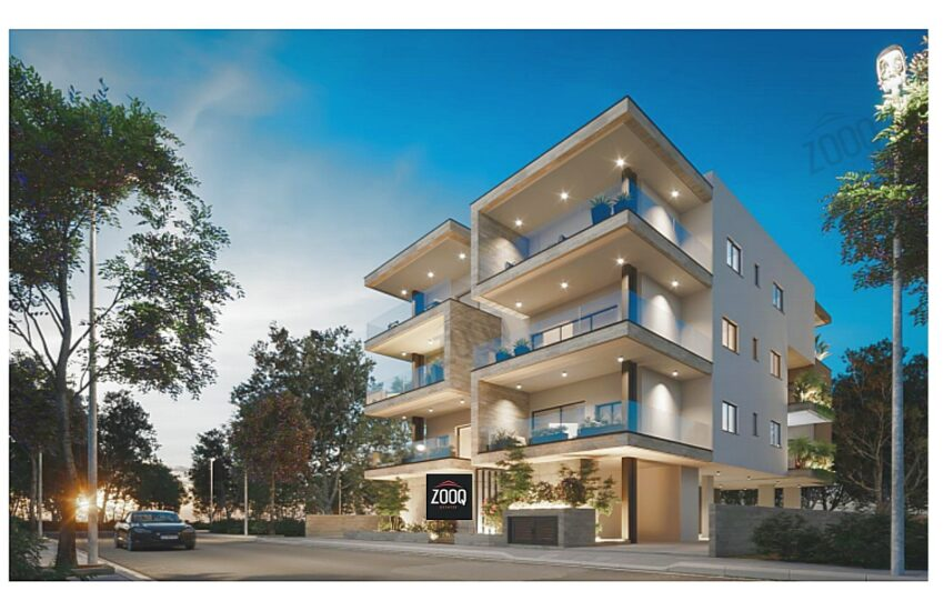 1 bed modern apartment sale strovolos 5