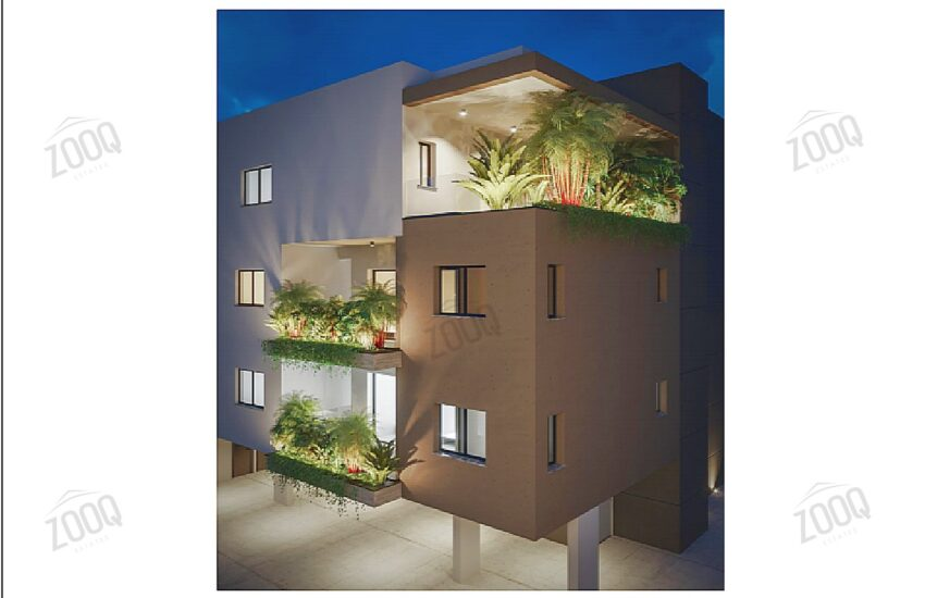 1 bed modern apartment sale strovolos 7