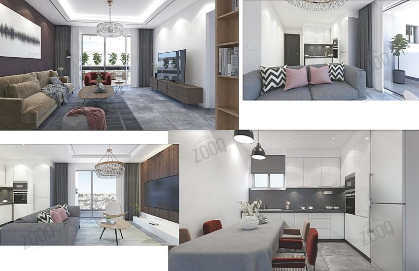 2 bed apartment for sale in strovolos 8