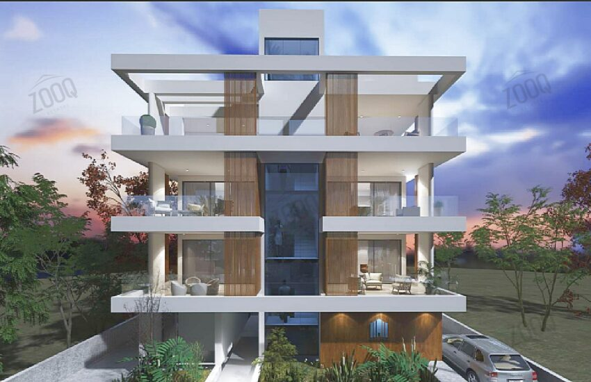 3 bed apartment sale dasoupolis strovolos 1