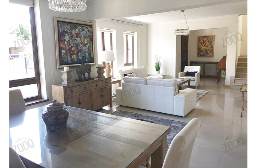 4 bed house for rent strovolos 7