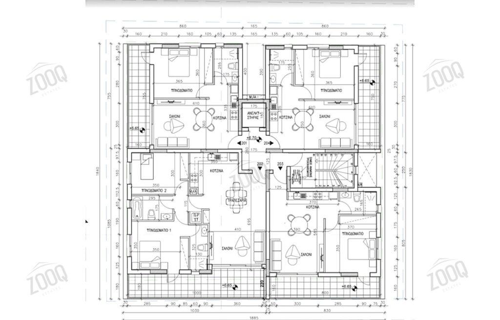 1 bed apartment for sale in aglantzia, nicosia cyprus 4