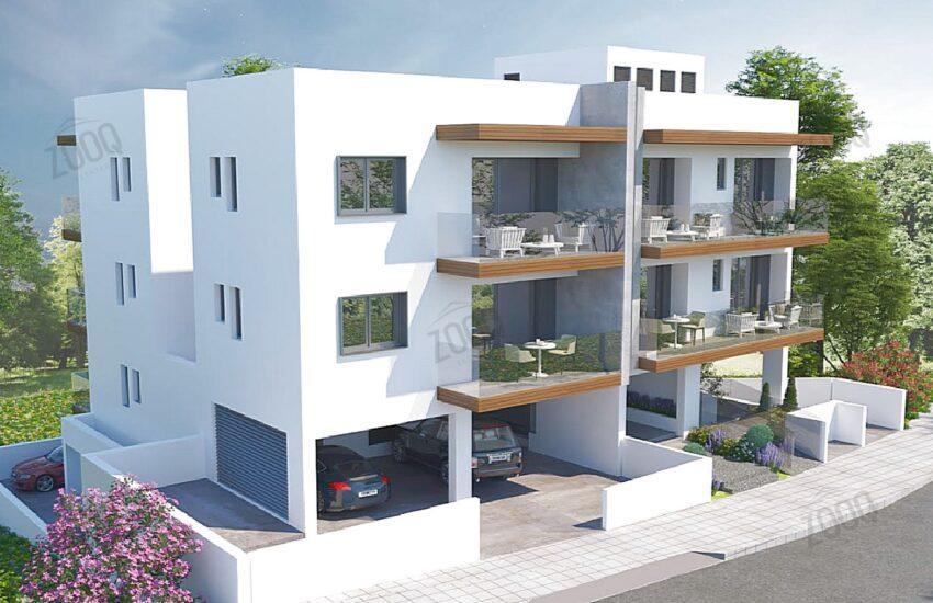 1 bed luxury flat for rent in engomi, nicosia cyprus 6
