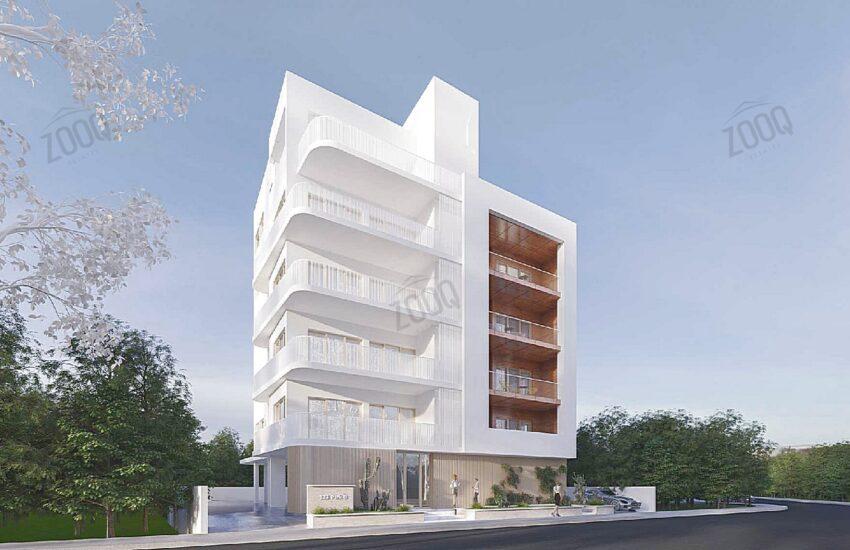 3 bed apartment for sale in lykabittos, nicosia cyprus 1