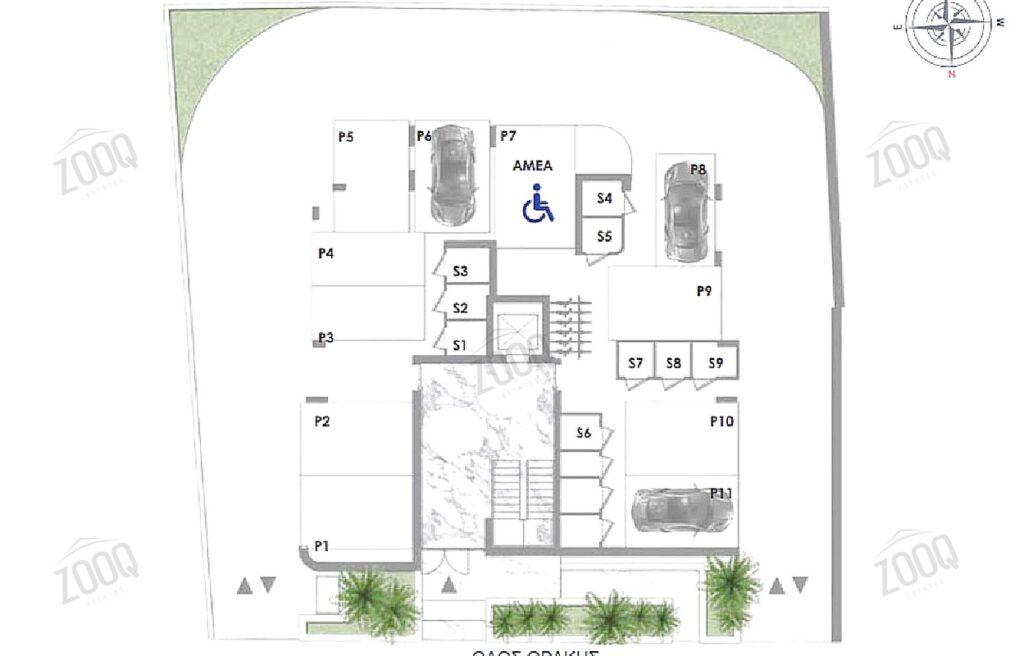 3 bed apartment for sale in lykabittos, nicosia cyprus 7