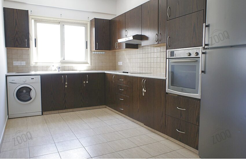 2 bed flat for rent in lakatamia 1