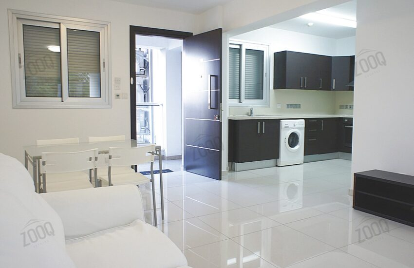 Apartment 1 bed for rent in lykabittos 8