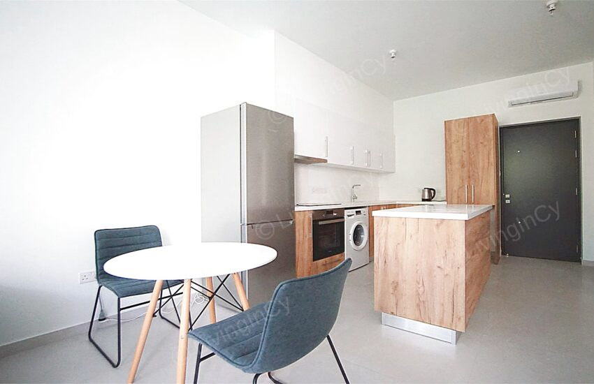 Brand new 1 bed flat to rent in engomi 4