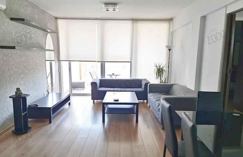 2 bed apartment for rent in palouriotissa 8