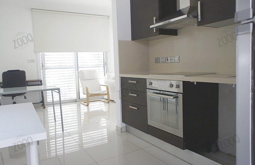 One bedroom flat for rent in lykabittos 1