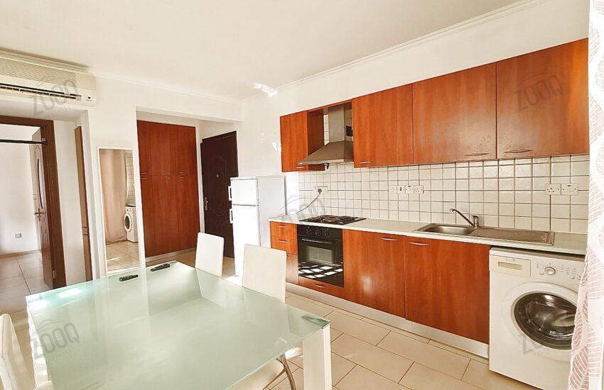 1 bed apartment for rent in lykabittos, nicosia cyprus 9