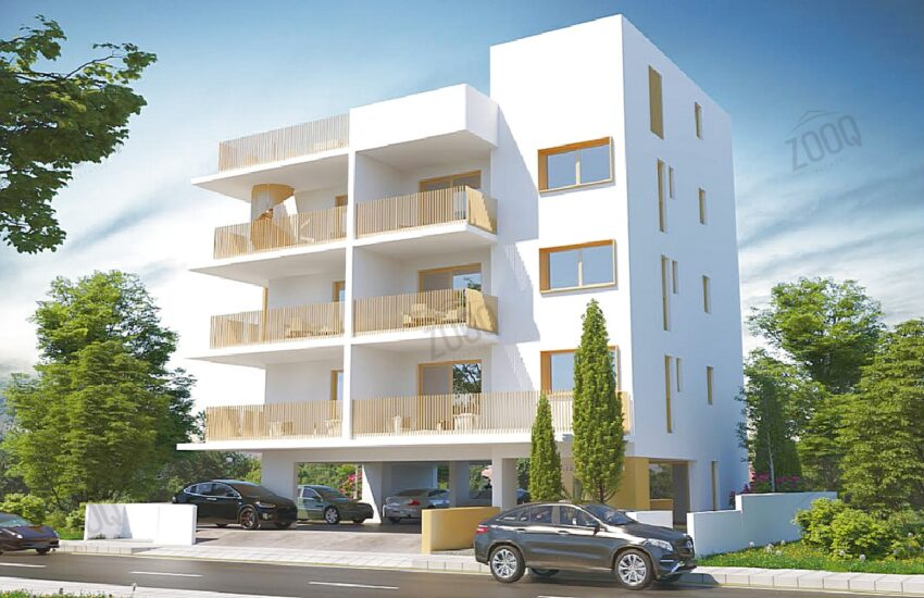 1 bed apartment for sale in ayios dometios, nicosia cyprus 1