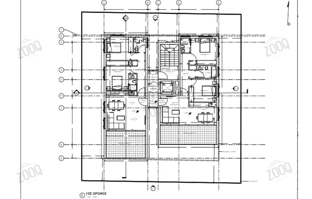 2 bed apartment for sale in aglantzia, nicosia cyprus 2