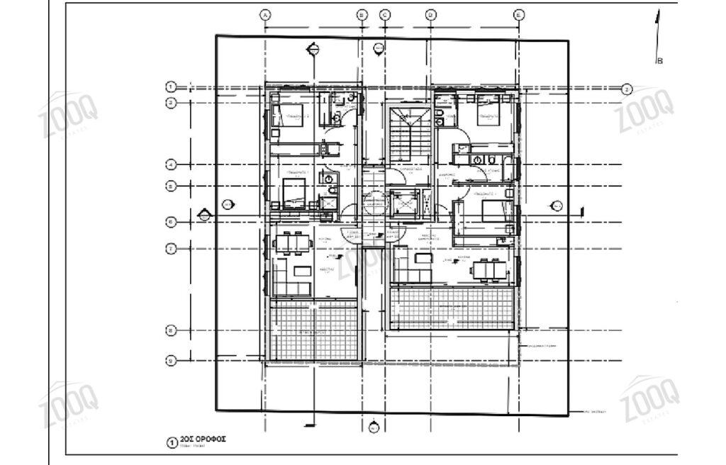 2 bed apartment for sale in aglantzia, nicosia cyprus 4