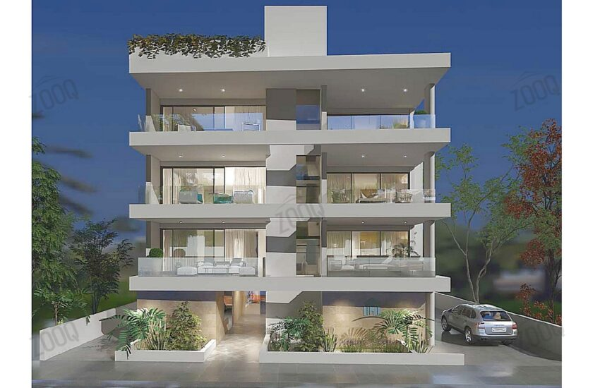 2 bed apartment for sale in strovolos, nicosia cyprus 1