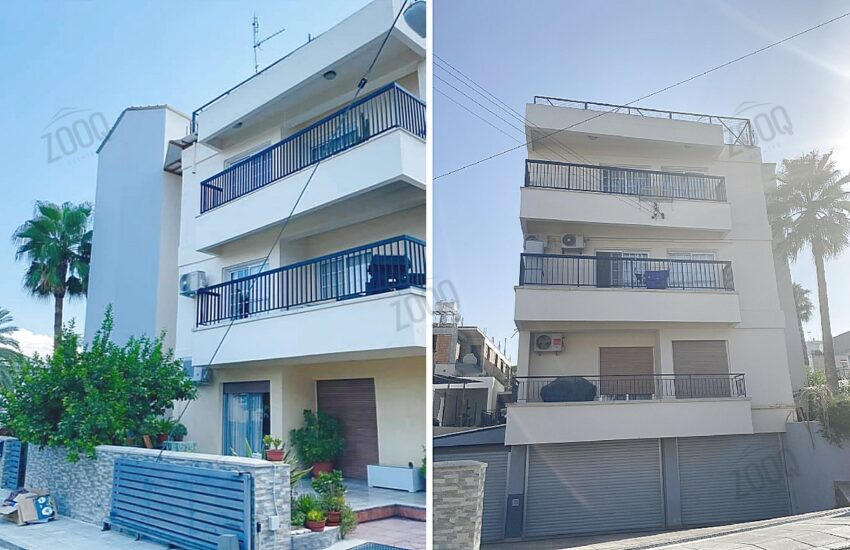 3 bed top floor apartment for sale in palouriotissa, nicosia cyprus 2