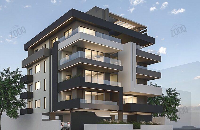 2 bed flat for sale in lykabittos, nicosia cyprus 1