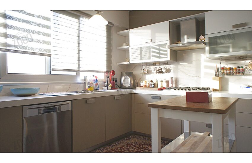 3 bed top floor flat for rent in aglantzia 19