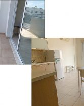 1 bed flat for rent in aglantzia 3